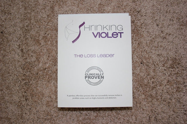 Shrinking Violet Body Wrap! Review