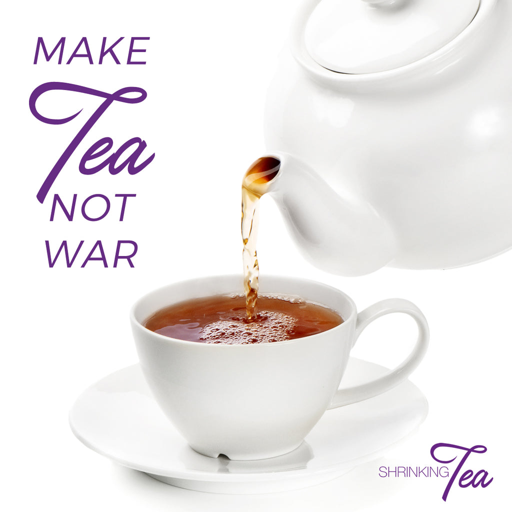 Shrinking Tea Benefits Weight Loss - Plus Other Reasons To Drink It!
