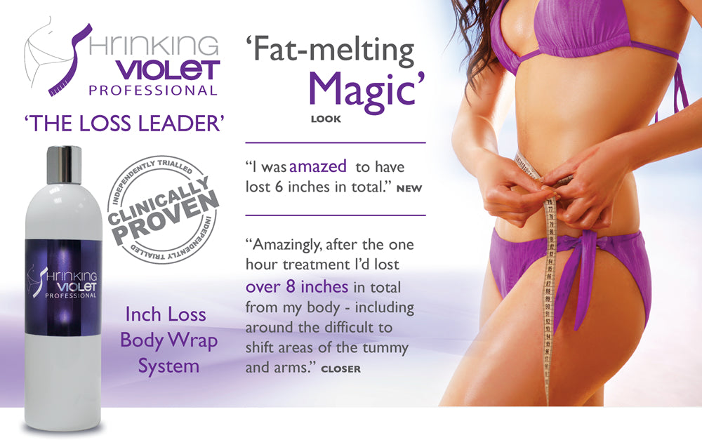 Shrinking Violet & Occlusive Therapy - A Powerful Combination