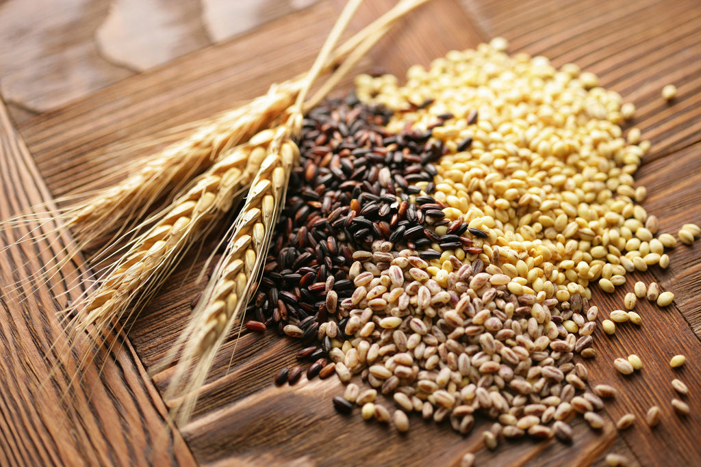 Healthy Eating Tip 4: Eat More Healthy Carbs And Whole Grains