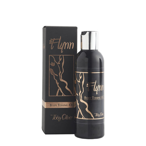 Flynn Toning Oil Home Use 200ml - Tibby Olivier