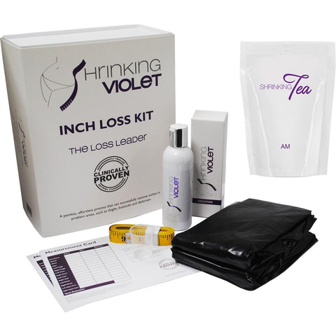 Shrinking Violet Treatment Home Kit + Free Shrinking Tea