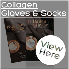 Collagen Gloves and Socks