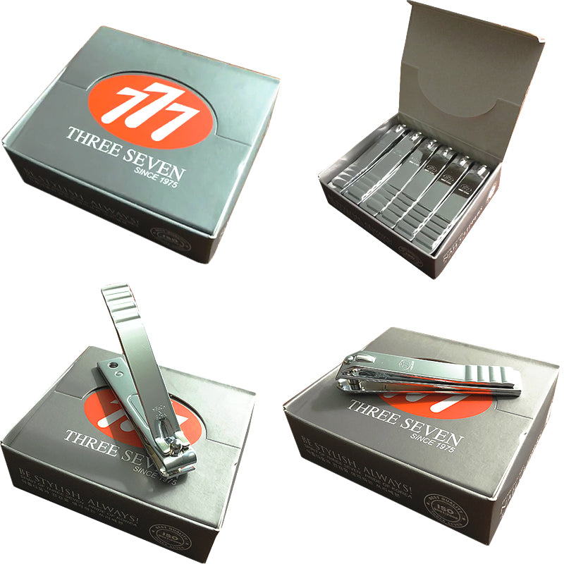 Three Seven Nail Clippers Ultra Wide pack of 12