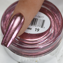 Chrome Nail Art Effect, Pink Chrome 1g by Cre8tion