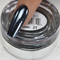 Chrome Nail Art Effect, Dark Silver Chrome 1g by Cre8tion