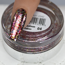 Chamaeleon Flakes Nail Art Effect, Color 04, .5g by Cre8tion