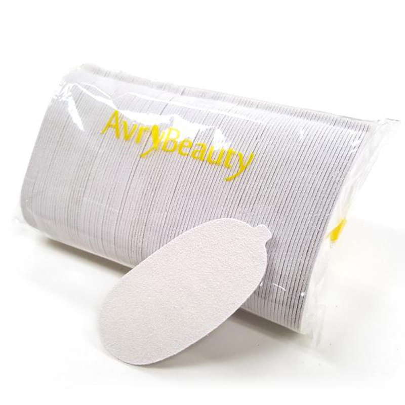 Pedicure Foot File Refill Pads 60 or 100 Grit By AvryBeauty