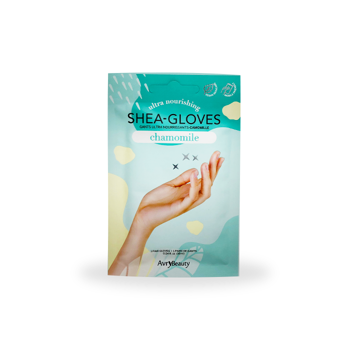 AvryBeauty Shea Butter Gloves - Chamomile