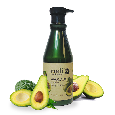 Codi Avocado Hand & Body Lotion 750ml / 25oz