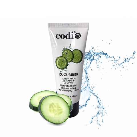 Codi Cucumber Hand & Body Lotion 100ml / 3.3oz
