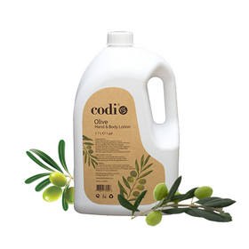 Codi Olive Hand & Body Lotion 1 Gallon / 128oz