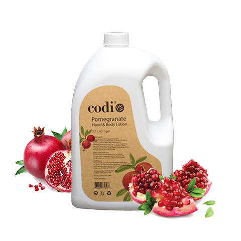 Codi Pomegranate Hand & Body Lotion 1 Gallon / 128oz