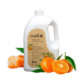 Codi Tangerine Hand & Body Lotion 1 Gallon / 128oz