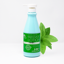 LaPalm Healing Therapy Massage Lotion | Spearmint Eucalyptus 24oz