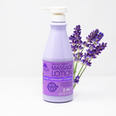 LaPalm Healing Therapy Massage Lotion | Sweet Lavender Dreams 24oz