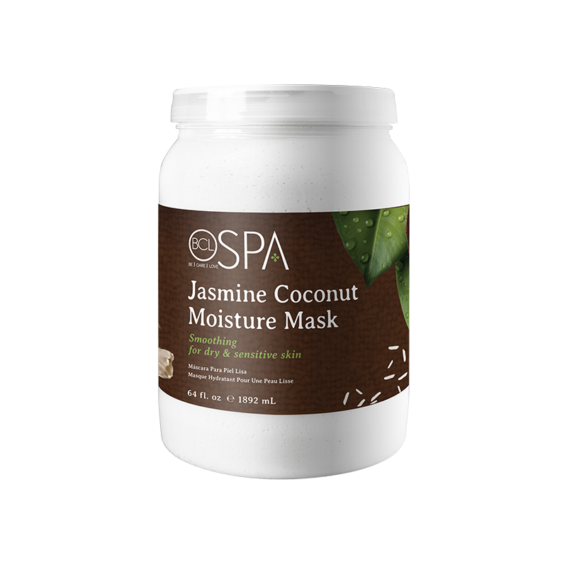 Bcl Spa Jasmine Coconut Organic Mask 64oz