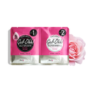 Jelly Pedi Spa Packets By AvryBeauty | GEl-OHH! - ROSE