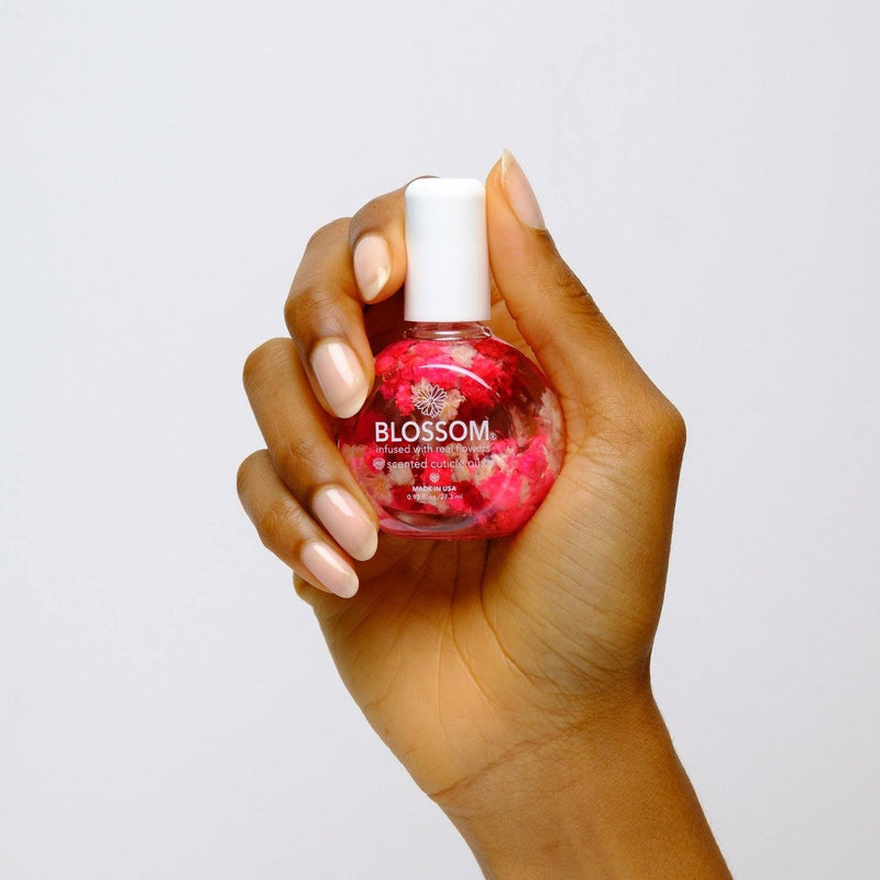 Blossom Cuticle Oil - Strawberry 1oz