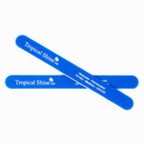 Tropical Shine Reusable Nail File 220/320 Grit (Medium/ Fine) Blue File