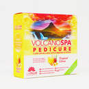 Volcano Spa Pedicure Kit - Tropical Citrus Pedicure Spa In a Box (5 step) by LaPalm