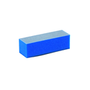 280/280 Grit 3-Way Nail Buffer Blue/White by Dixon
