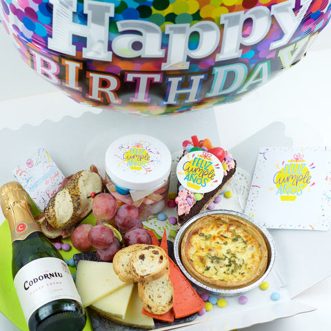 HEALTHY BIRTHDAY BOX