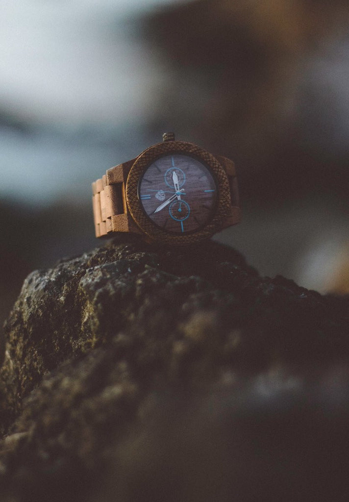 Leafwood Wooden Watches - Making Stylish Canadian Wood Watches