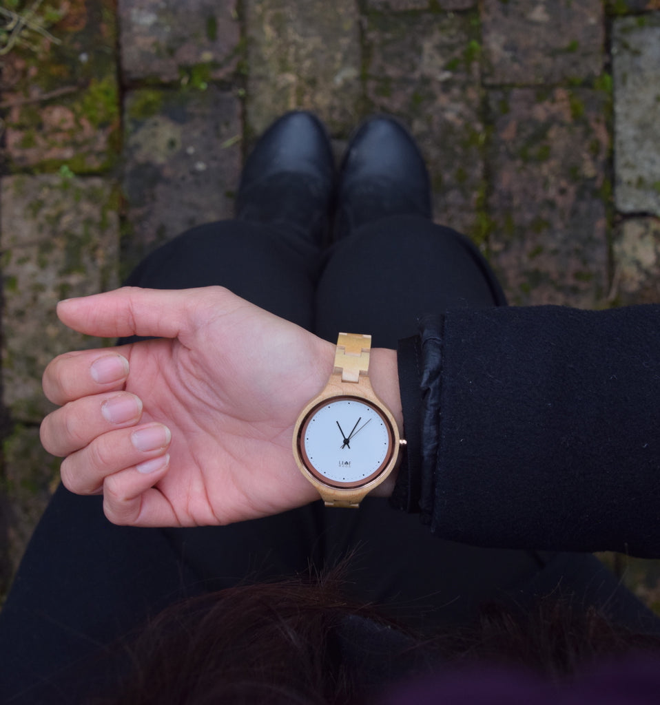 Bamboo Watches: The Most Stylish Wooden Watches Yet