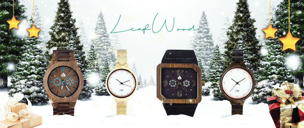 These Wood Watches From Canada Make the Perfect Holiday Gift For That Special Someone
