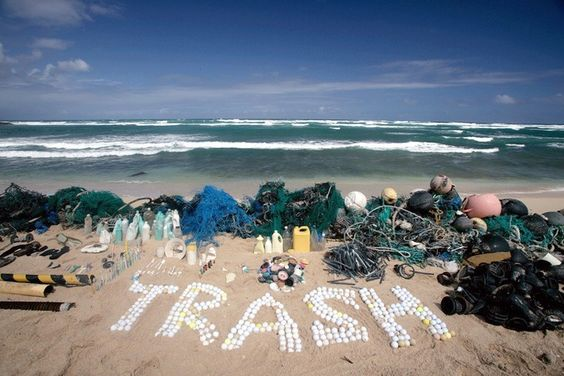 The Great Pacific Garbage Patch Is Bigger Than You Thought