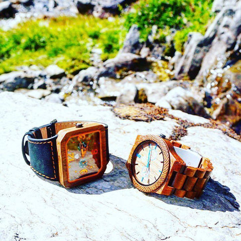 Leafwood Watches - Wooden Watches in Canada