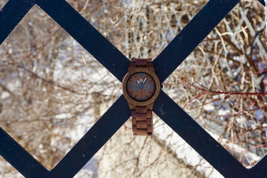 Leafwood Canada Wood Watches