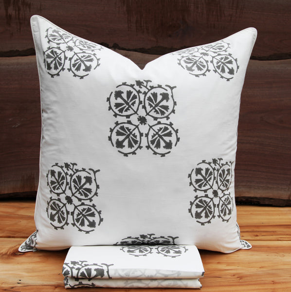 Suzani Flower Large<br>Colour Excalibur<br>Pillow Sham