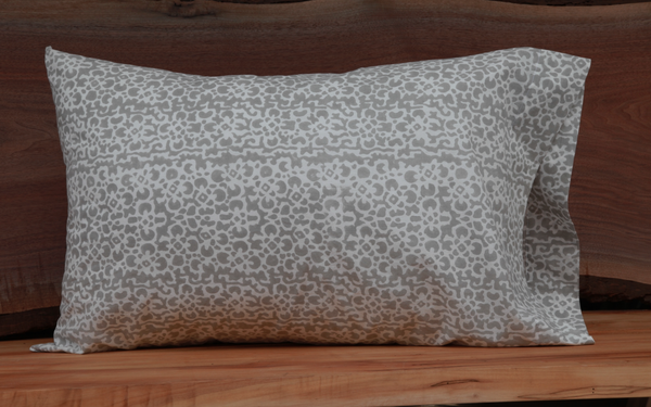 Grand Suzani<br>Colour Smoke<br>Pillow Case