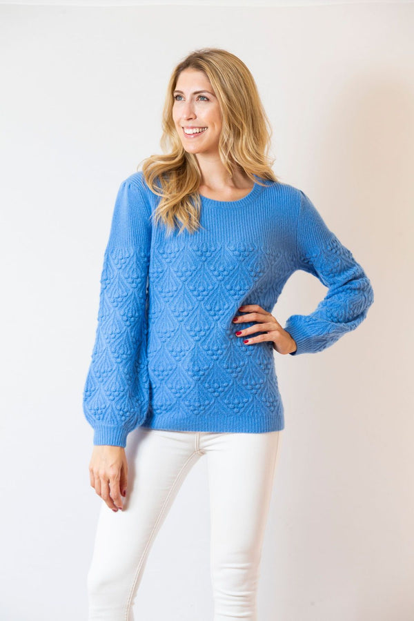 Blue Bell Sweater