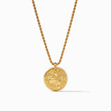 Coin Reversible Statement Pendant