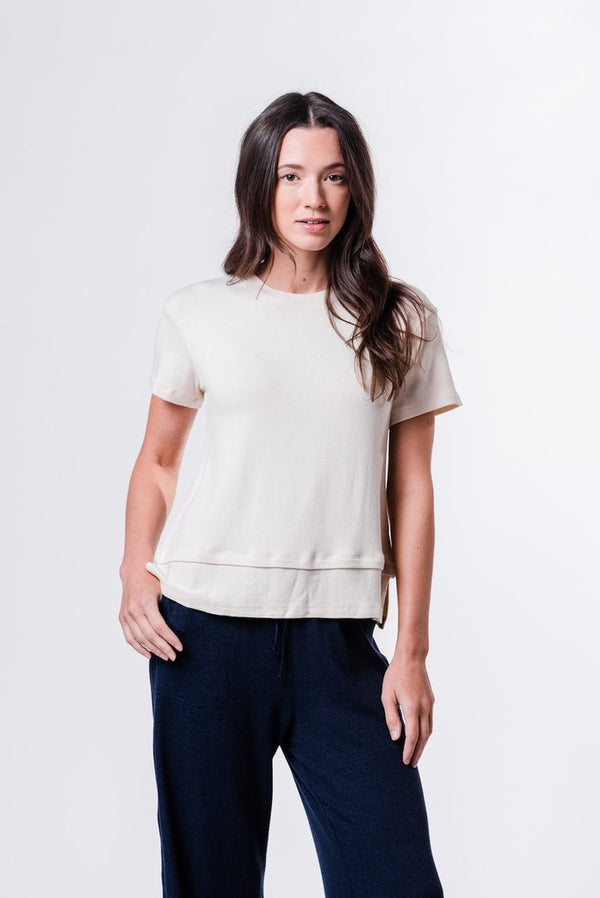 Clifton Short Sleeve Sweater