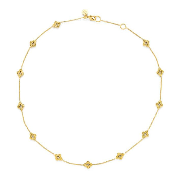 Florentine Demi-Delicate Necklace