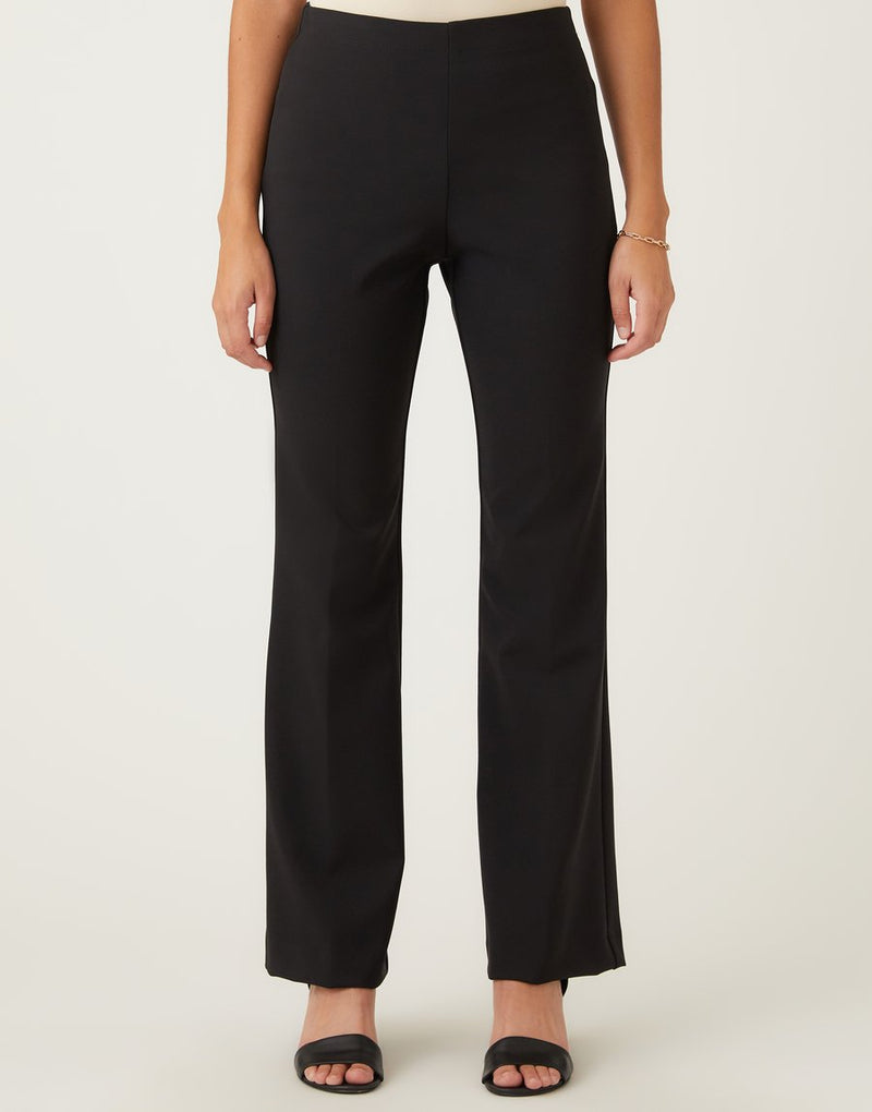 High Waisted Boot Cut Pant