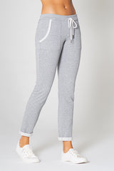 Drawstring Roll Up Pant