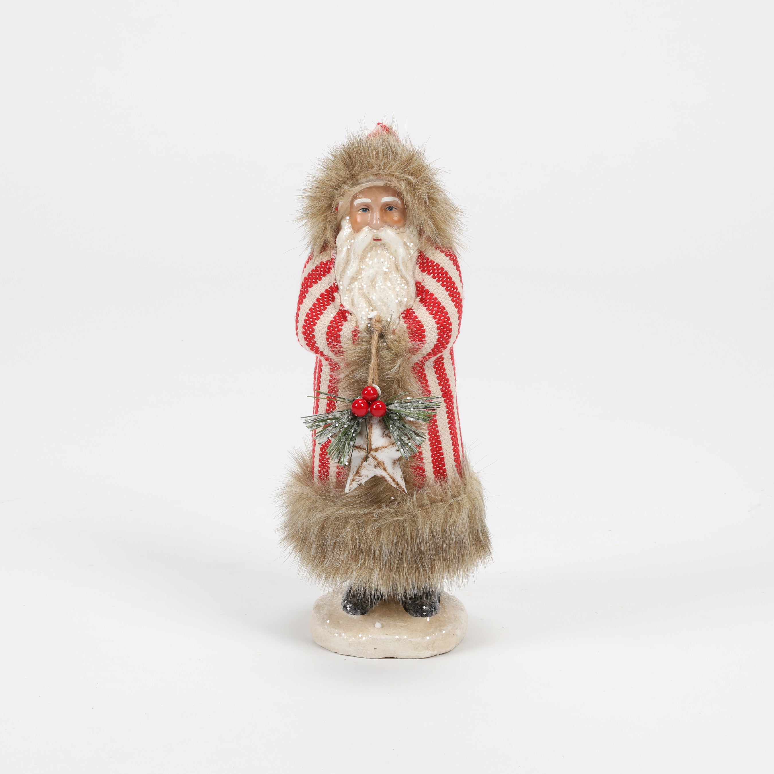 Striped Belsnickle Santa