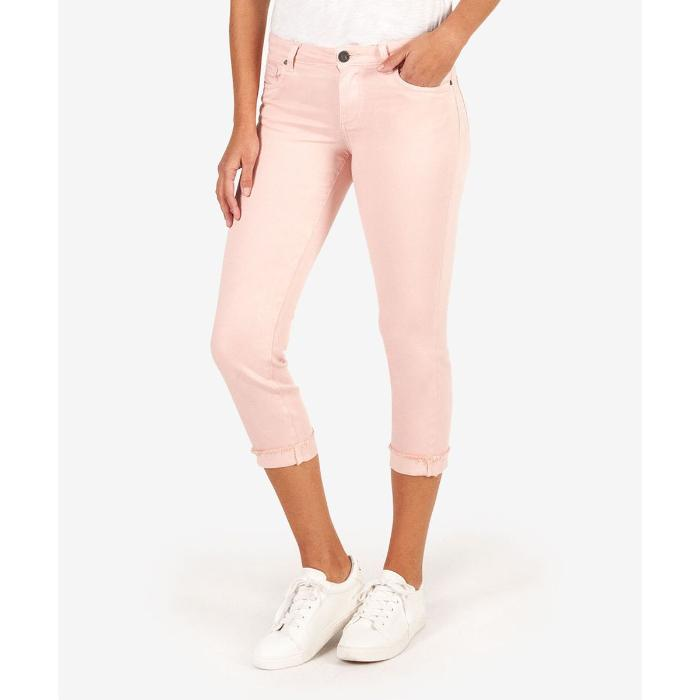 Amy Crop Straight Jean