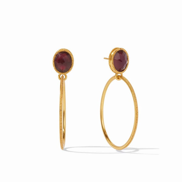 Verona Statement Earring