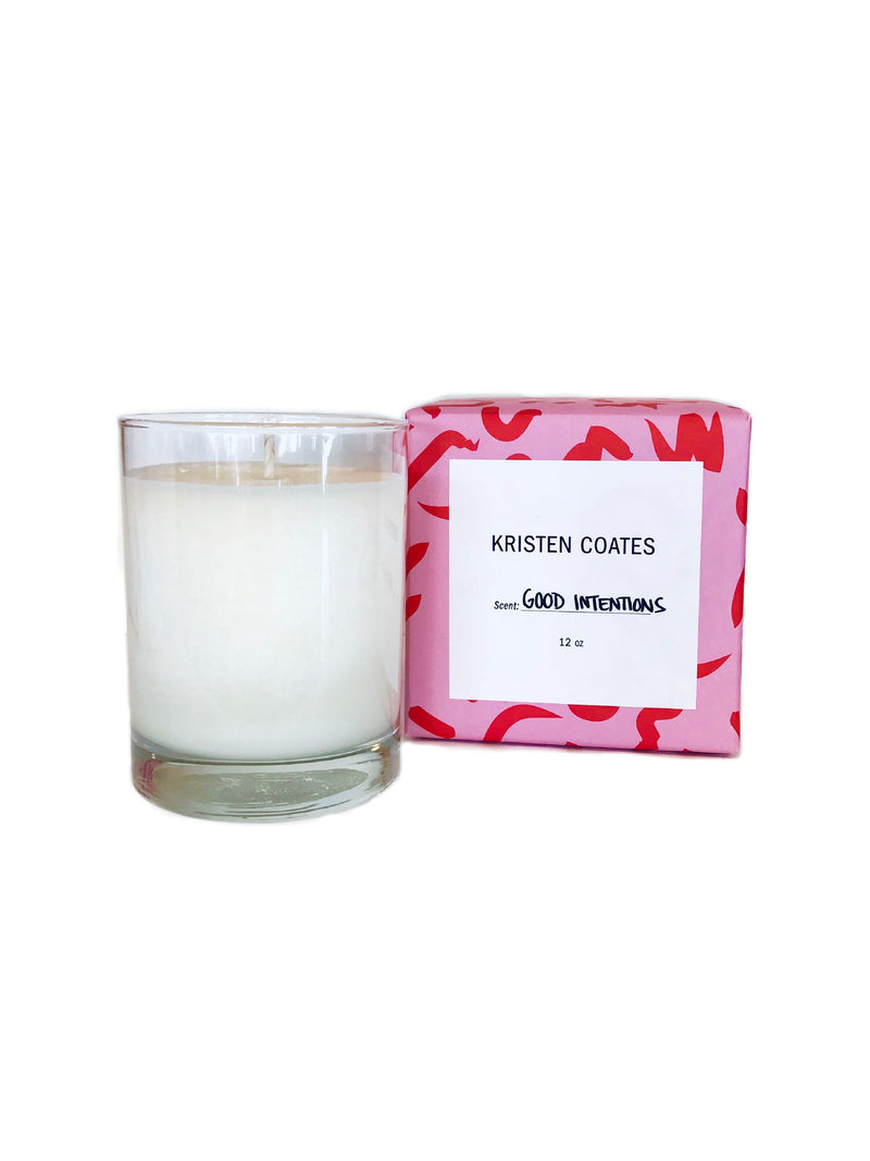 Good Intentions Candle