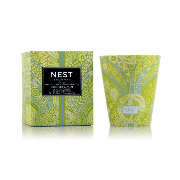 Coconut & Palm - Limited Edition Classic Candle