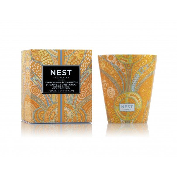 Pineapple & Driftwood - Limited Edition Classic Candle