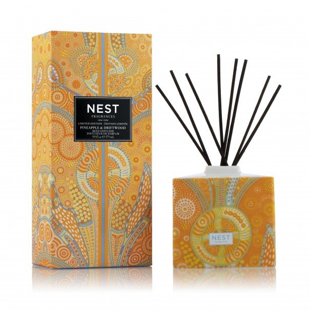 Pineapple & Driftwood - Limited Edition Diffuser