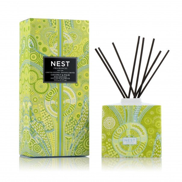 Coconut & Palm - Limited Edition Diffuser