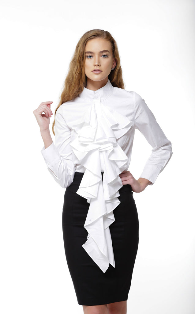 Most Wanted Ruffle Top